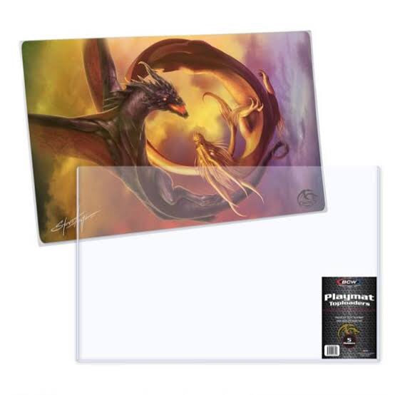 BCW Playmat Toploader | Card Merchant NZ