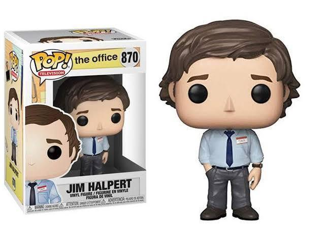 The Office - Jim Halbert Pop! 870