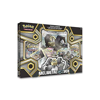 Melmetal GX Collection Box