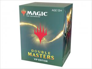 **PRE ORDER** Double Masters VIP Booster - Release Date: August 7, 2020 | Card Merchant NZ