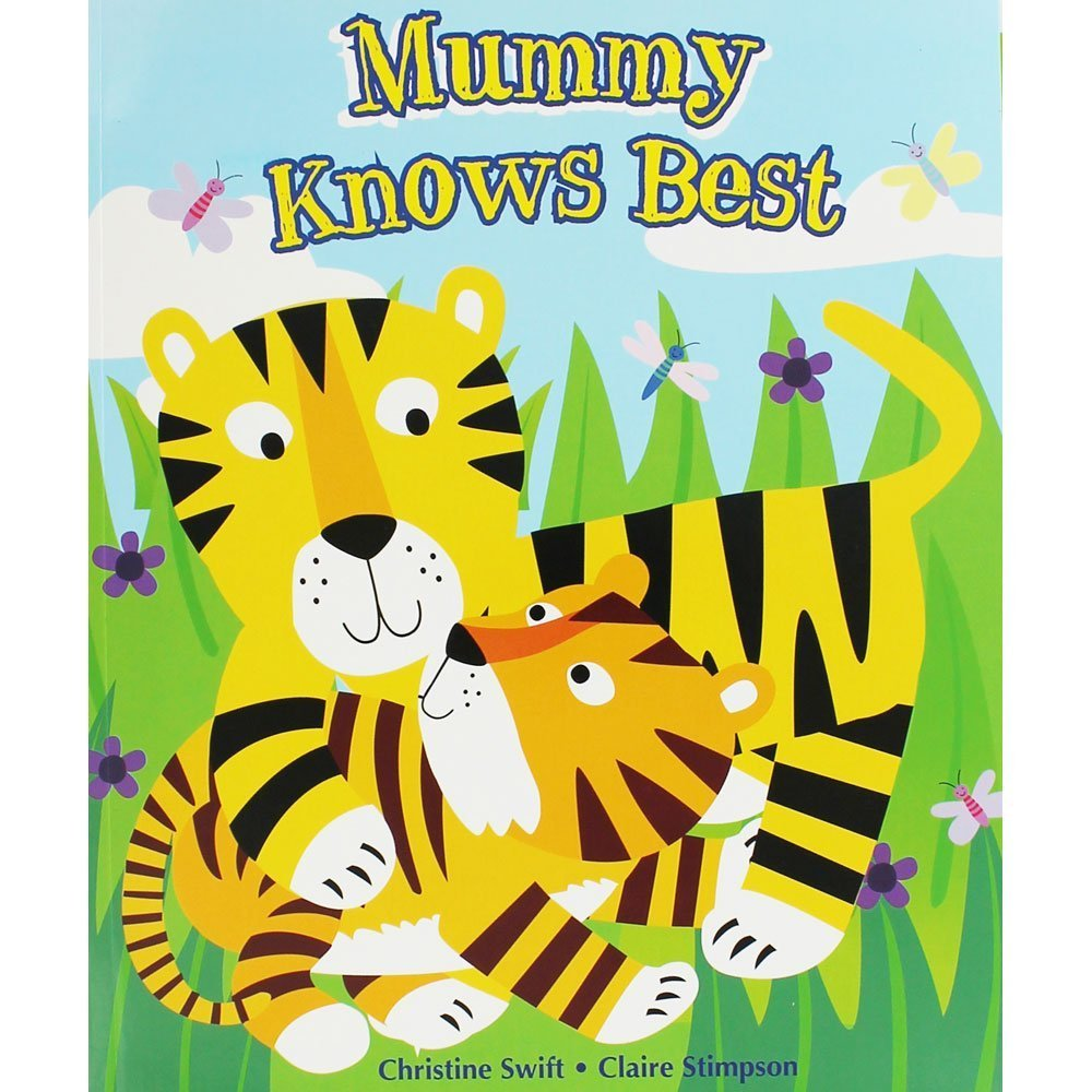 Mummy Knows Best | Card Merchant NZ