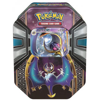 Lunala GX Tin | Card Merchant NZ