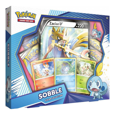 Pokemon TCG: Galar Collection Box - Sobble *PRE ORDER*
