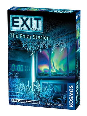 Exit The Game - Polar Station