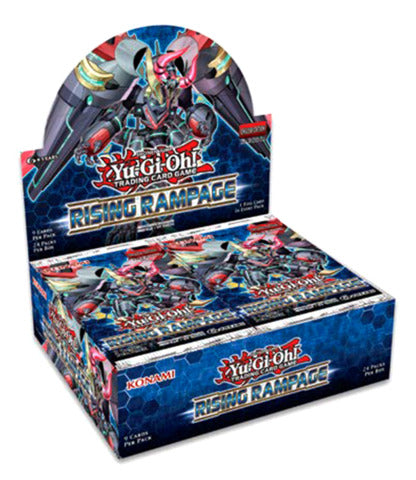 Rising Rampage Booster Box | Card Merchant NZ