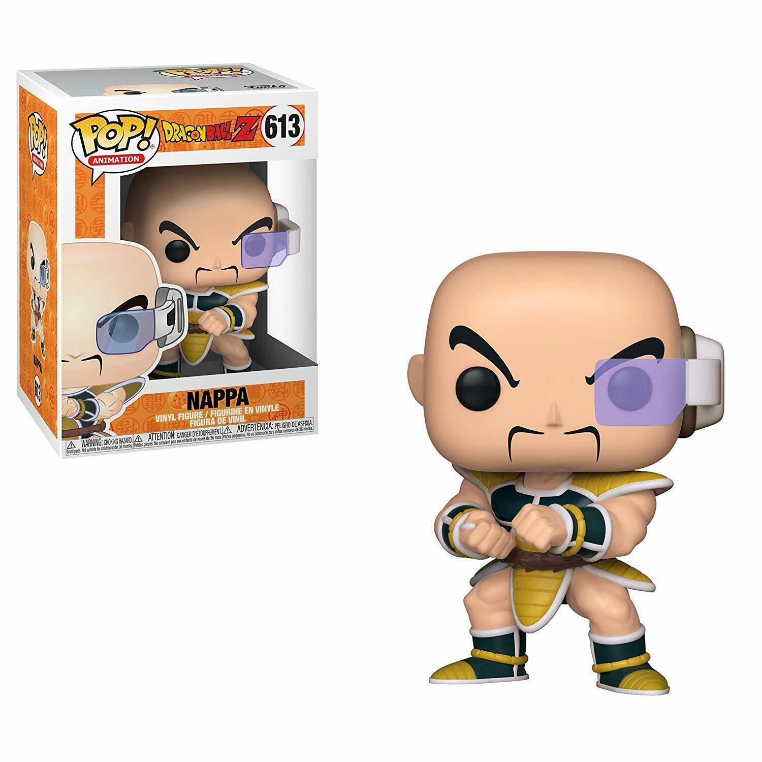 Dragon Ball Z - Nappa Pop! 613 | Card Merchant NZ