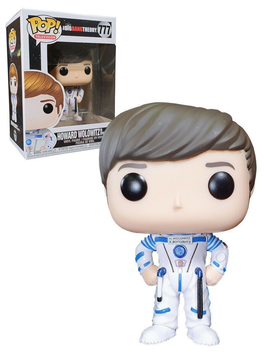 Big Bang Theory S2 - Howard Wolowitz Pop! 777 | Card Merchant NZ
