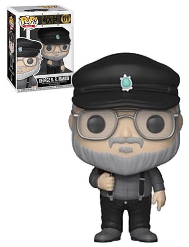 Game of Thrones - George RR Martin Pop!