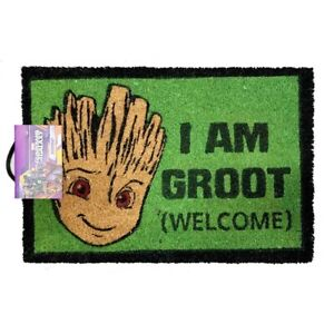 Marvel Guardians of the Galaxy: I Am Groot Doormat