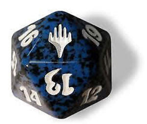 D20 Spin Down Dice