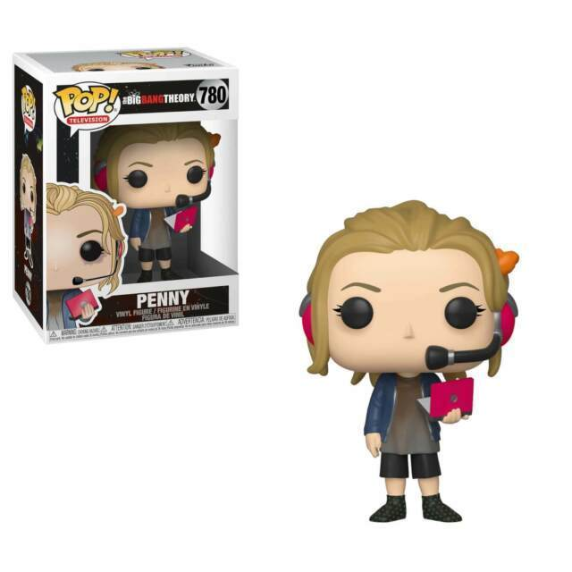 Big Bang Theory S2 - Penny Pop! 780 | Card Merchant NZ