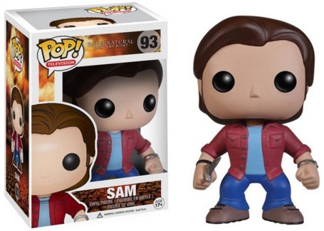 Supernatural - Sam Pop! 93 | Card Merchant NZ