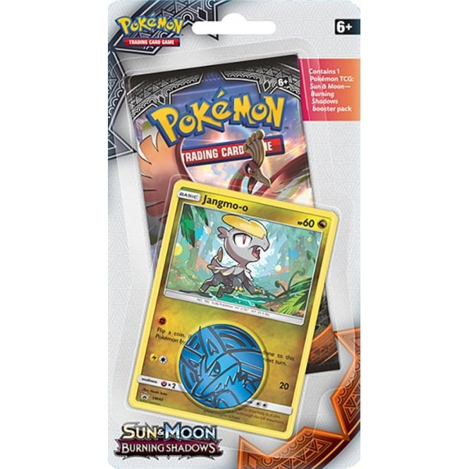 Burning Shadows 1-Pack Blister - Jangmo-o