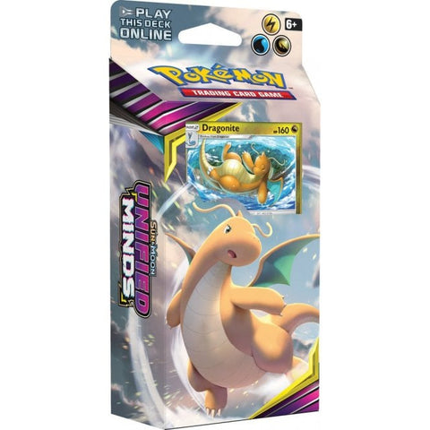 Sun & Moon Unified Minds Dragonite Theme Deck *PRE ORDER*