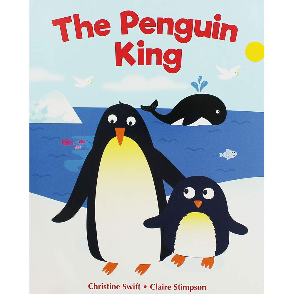 The Penguin King | Card Merchant NZ