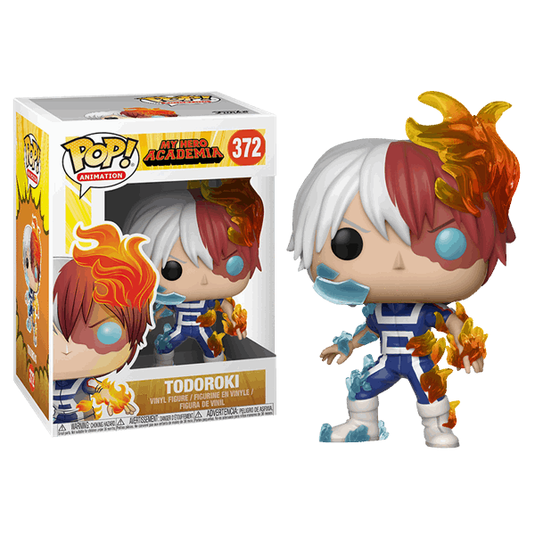 My Hero Academia - Todoroki Pop! 372 | Card Merchant NZ