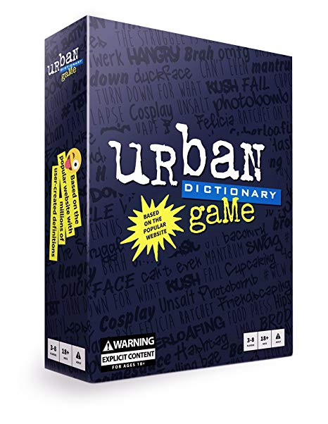 Urban Dictionary Game | Card Merchant NZ