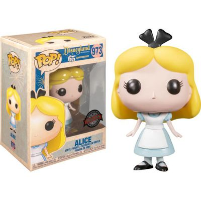 Disneyland 65th Anniversary - Alice Pop! 973 | Card Merchant NZ