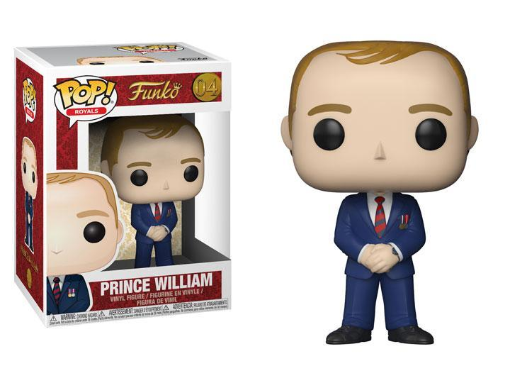 Prince William Pop! | Card Merchant NZ