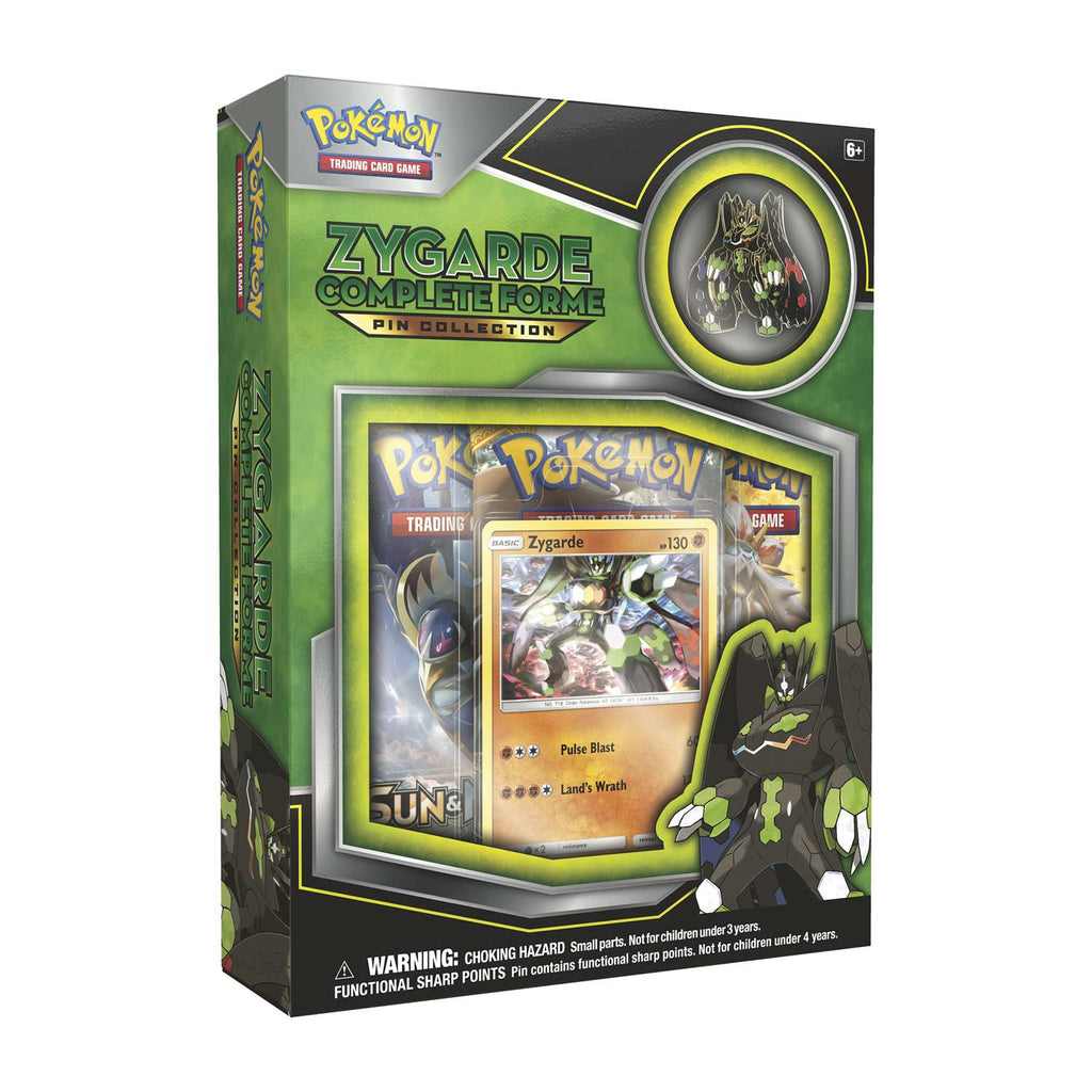Zygarde Complete Collection Box