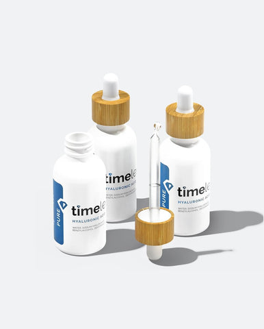 Timeless Skin Care Pure Hyaluronic Serum - Count On Us Canada