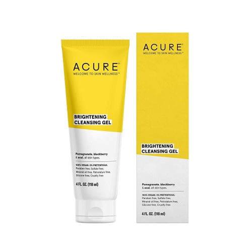ACURE Brilliantly Brightening Cleansing Gel - Acure