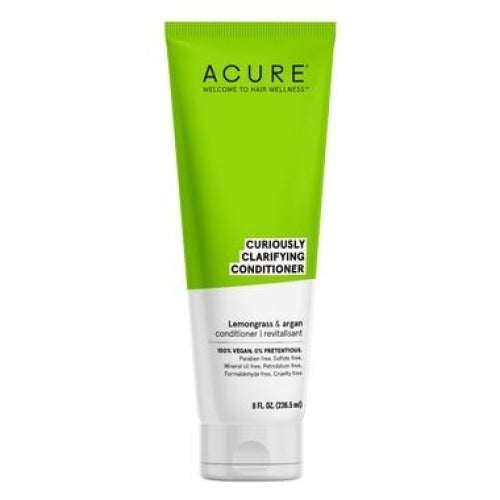 ACURE Curiously Clarifying Conditioner - Lemongrass - Acure