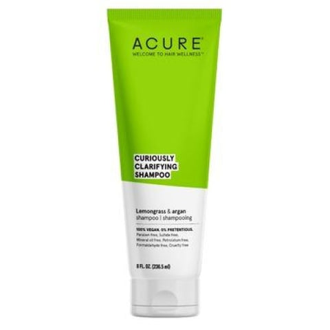 ACURE Curiously Clarifying Shampoo - Lemongrass