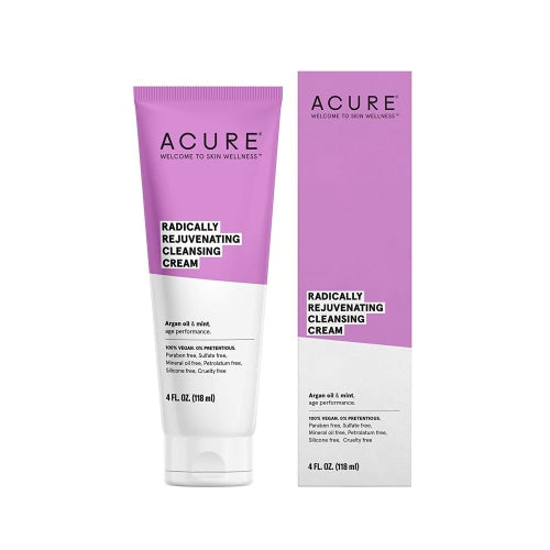 ACURE Radically Rejuvenating Cleansing Cream - Acure Organics