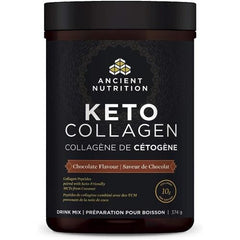 Ancient Nutrition KetoCOLLAGEN Chocolate - Count On Us