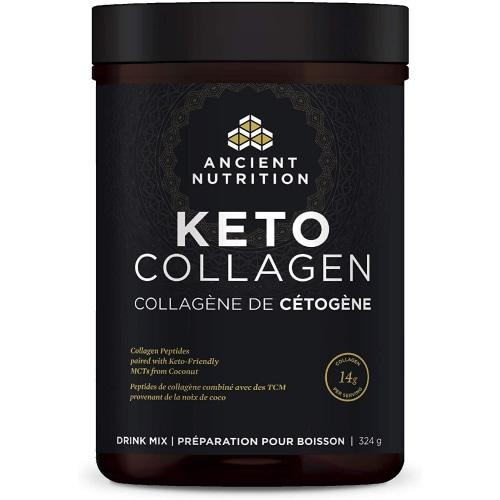 Ancient Nutrition KetoCOLLAGEN, Pure