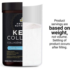Ancient Nutrition KetoCOLLAGEN Vanilla - Count On Us