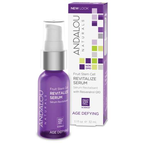 Andalou Naturals Fruit Stem Cell Revitalize Serum - Count On Us