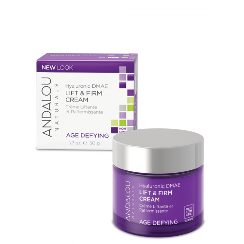 Andalou Naturals Hyaluronic DMAE Lift & Firm Cream - Count On Us