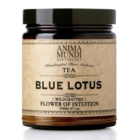 Anima Mundi Blue Lotus