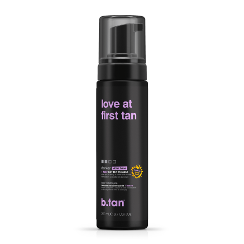 b.tan love at first tan - Count On Us