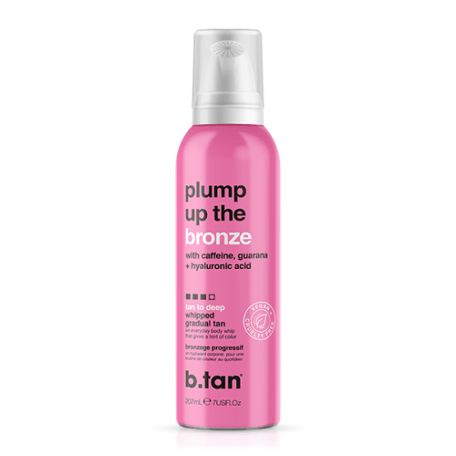 b.tan plump up the bronze everyday glow whip