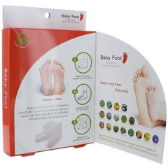 Baby Foot Deep Skin Exfoliation for Soft & Smooth Feet (Lavender Scented) - Count On Us