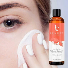 Beauty by Earth Natural Makeup Remover - Count On Us