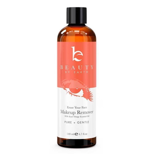 Beauty by Earth Natural Makeup Remover