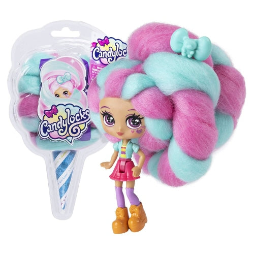 Candylocks Scented Collectible Surprise Doll with Accessories (Style May Vary)