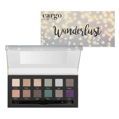 Cargo Cosmetics Wanderlust Eyeshadow Palette - Count On Us