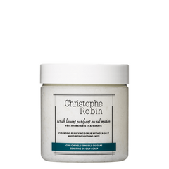 Christophe Robin Cleansing Purifying Scrub with Sea Salt - Count On Us
