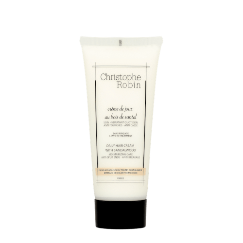 Christophe Robin Daily Hair Cream With Sandalwood - Count On Us