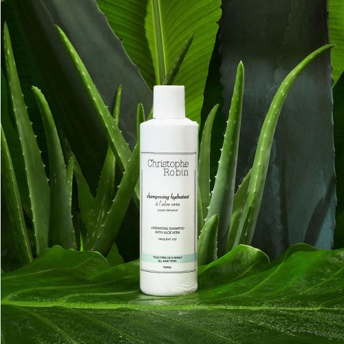 Christophe Robin Hydrating Shampoo with Aloe Vera - Count On Us