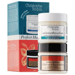Christophe Robin Perfect Hair Duo - Count On Us