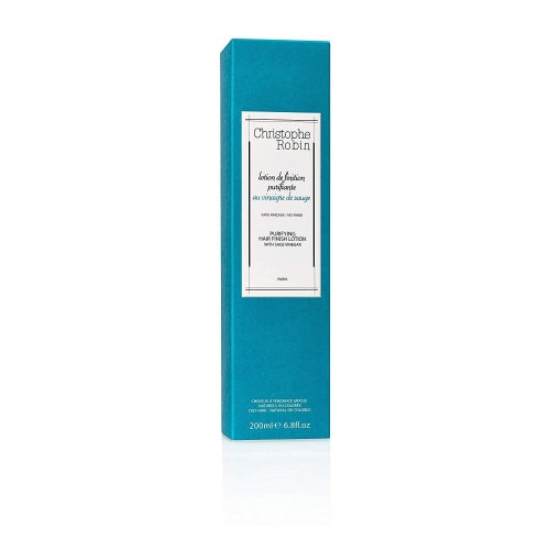 Christophe Robin Purifying Hair Finish Lotion with Sage Vinegar - Count On Us