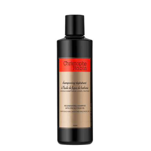 Christophe Robin Regenerating Shampoo with Prickly Pear Oil - Count On Us