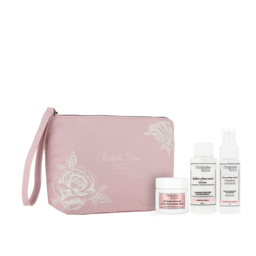 Christophe Robin Volumizing Hair Ritual Travel Kit
