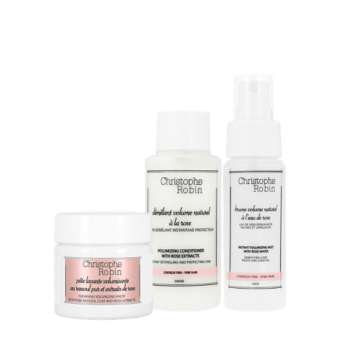 Christophe Robin Volumizing Hair Ritual Travel Kit - Count On Us